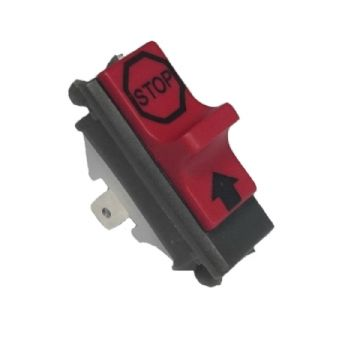 Ignition Stop Kill Switch, Husqvarna 323HE3, 325HE3, 325HE4 Hedge Trimmer Part 503 71 82-01